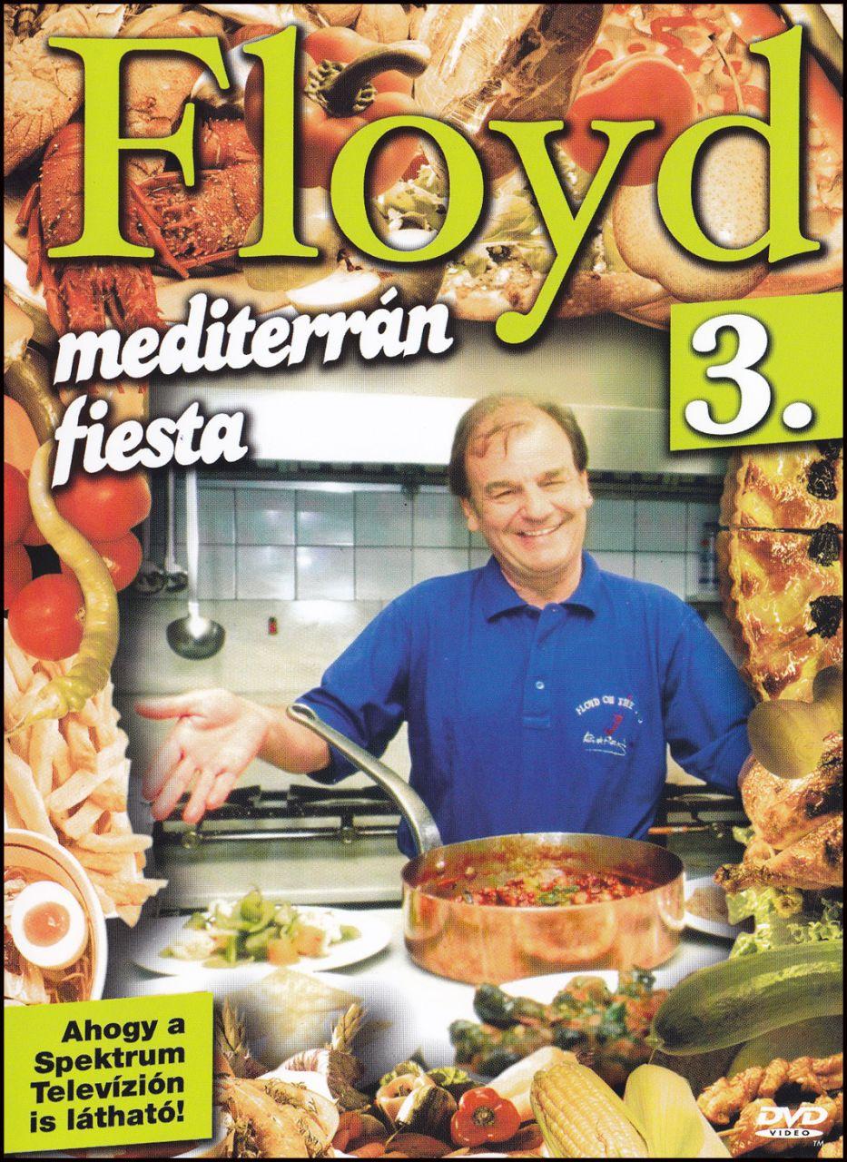 Floyd mediterrán fiesta 3. (DVD)