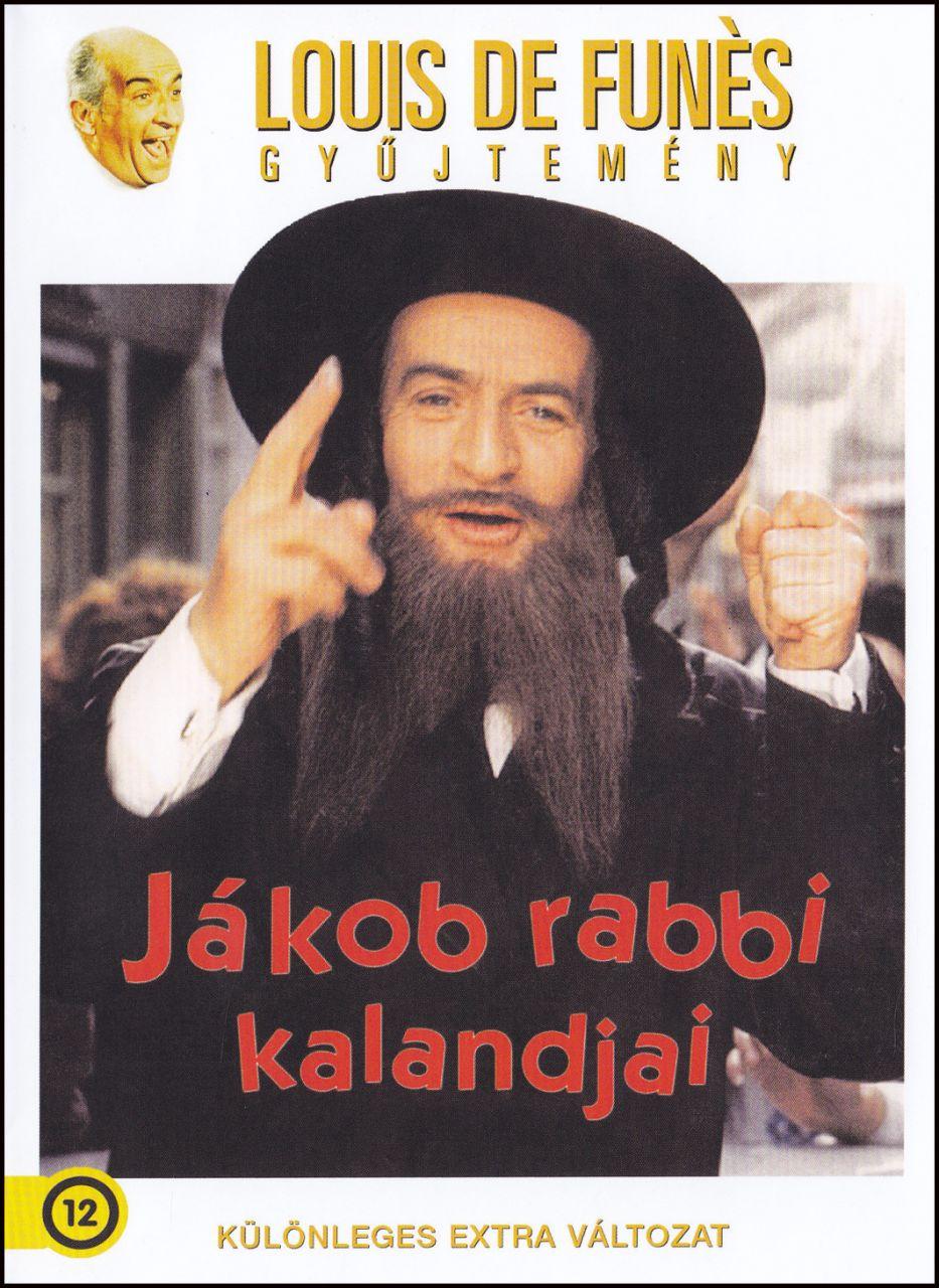 Jákob rabbi kalandjai (különleges extra változat) (DVD)