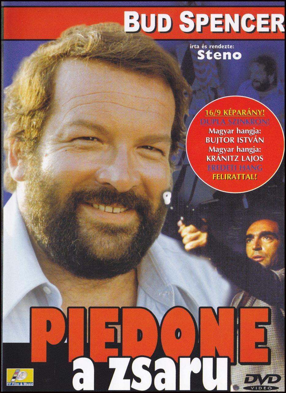Bud Spencer Piedone a zsaru (DVD)