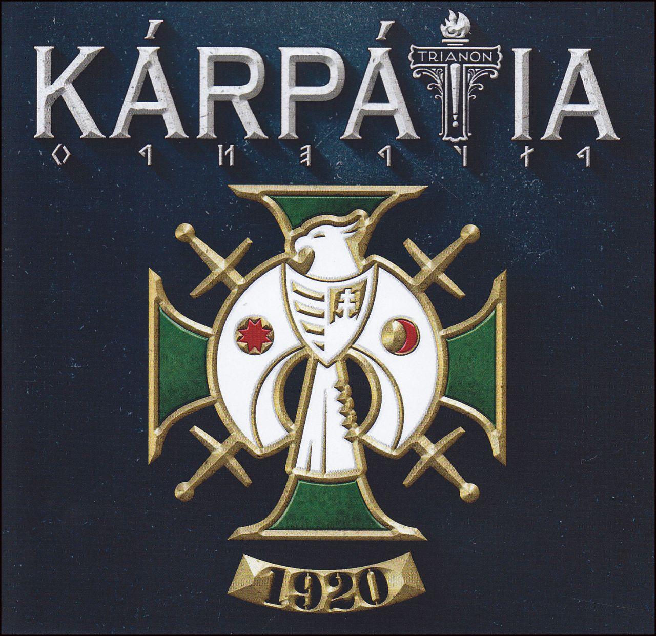 Kárpátia 1920 (CD)