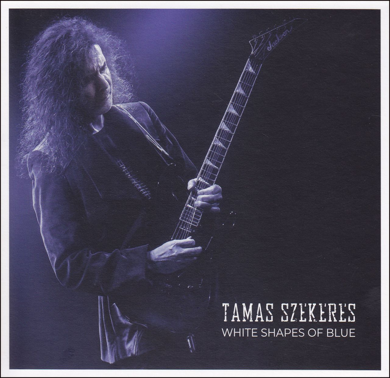 Szekeres Tamás: White shapes of blue (CD)