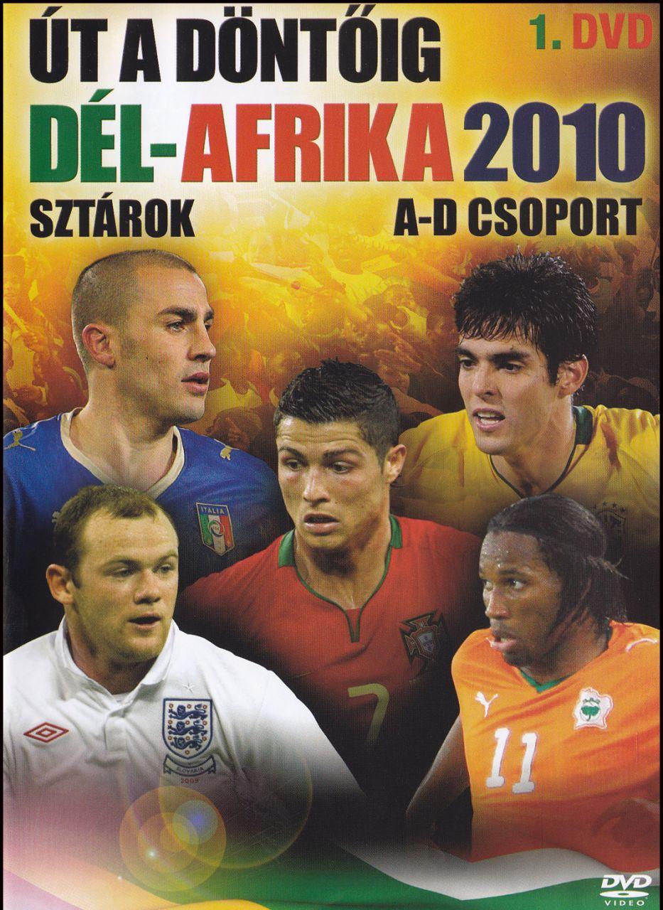 Út a döntőig Dél – Afrika 2010 1. rész (DVD)