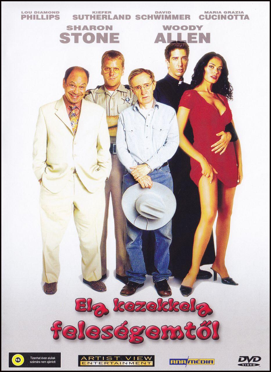 El a kezekkel a feleségemtől (DVD)