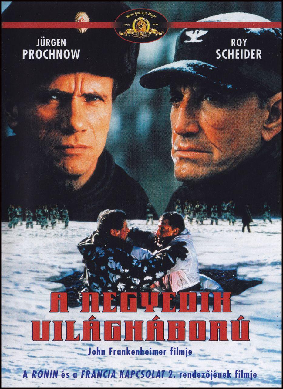 A negyedik világháború (DVD)