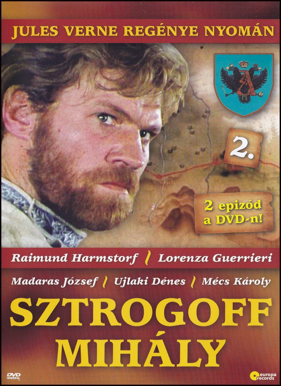 Sztrogoff Mihály 2. (DVD)