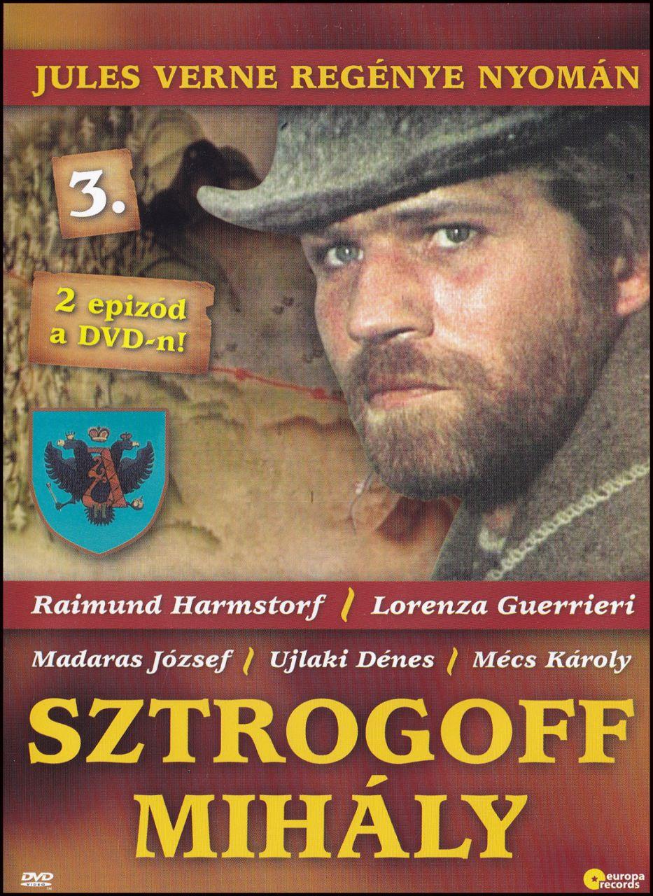 Sztrogoff Mihály 3. (DVD)