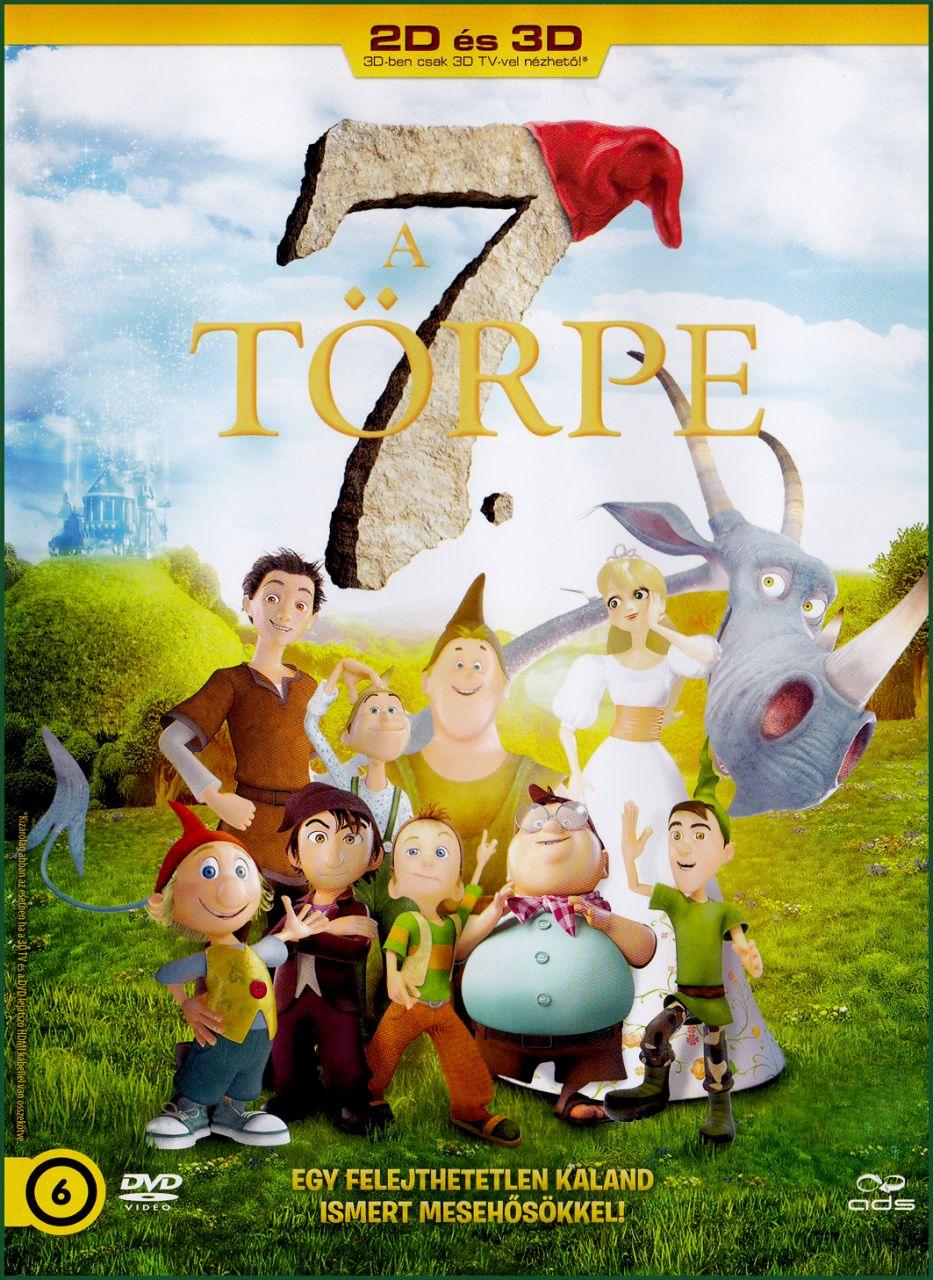 A 7. törpe (DVD)