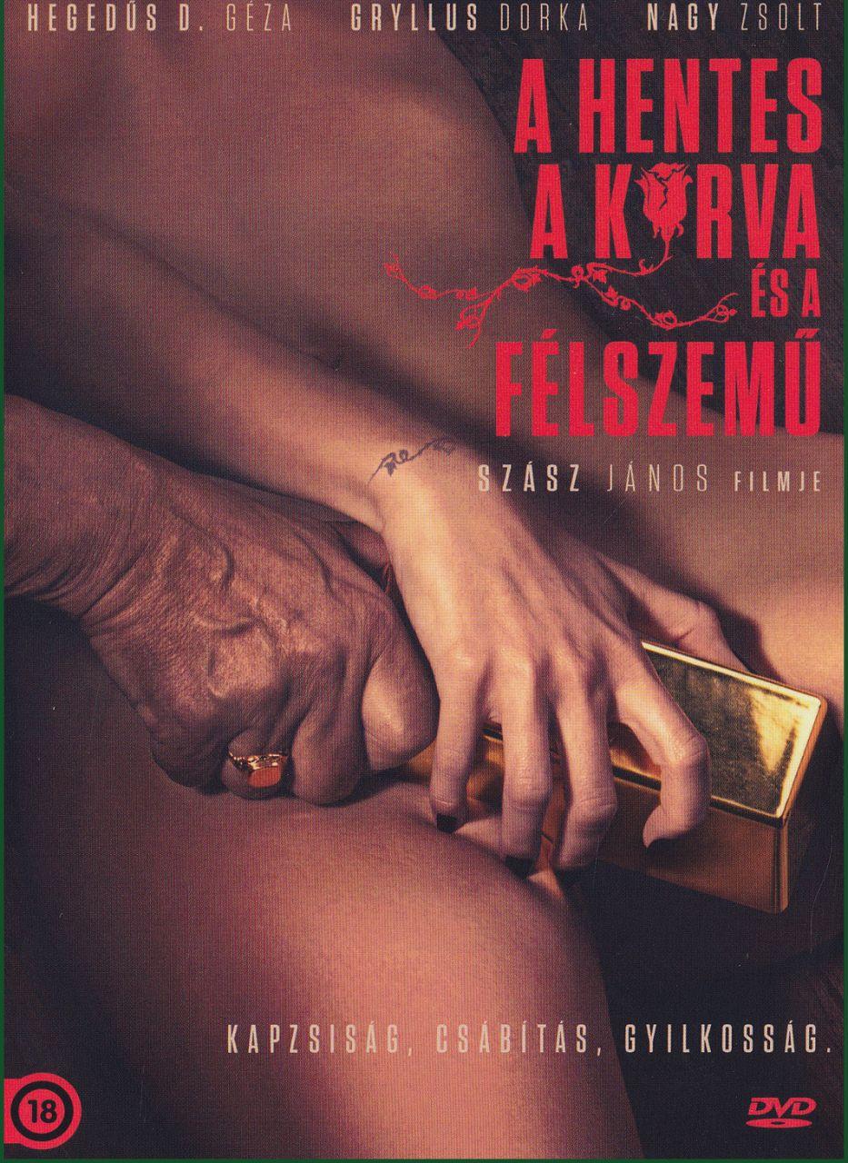 A hentes a kurva és a félszemű (DVD)