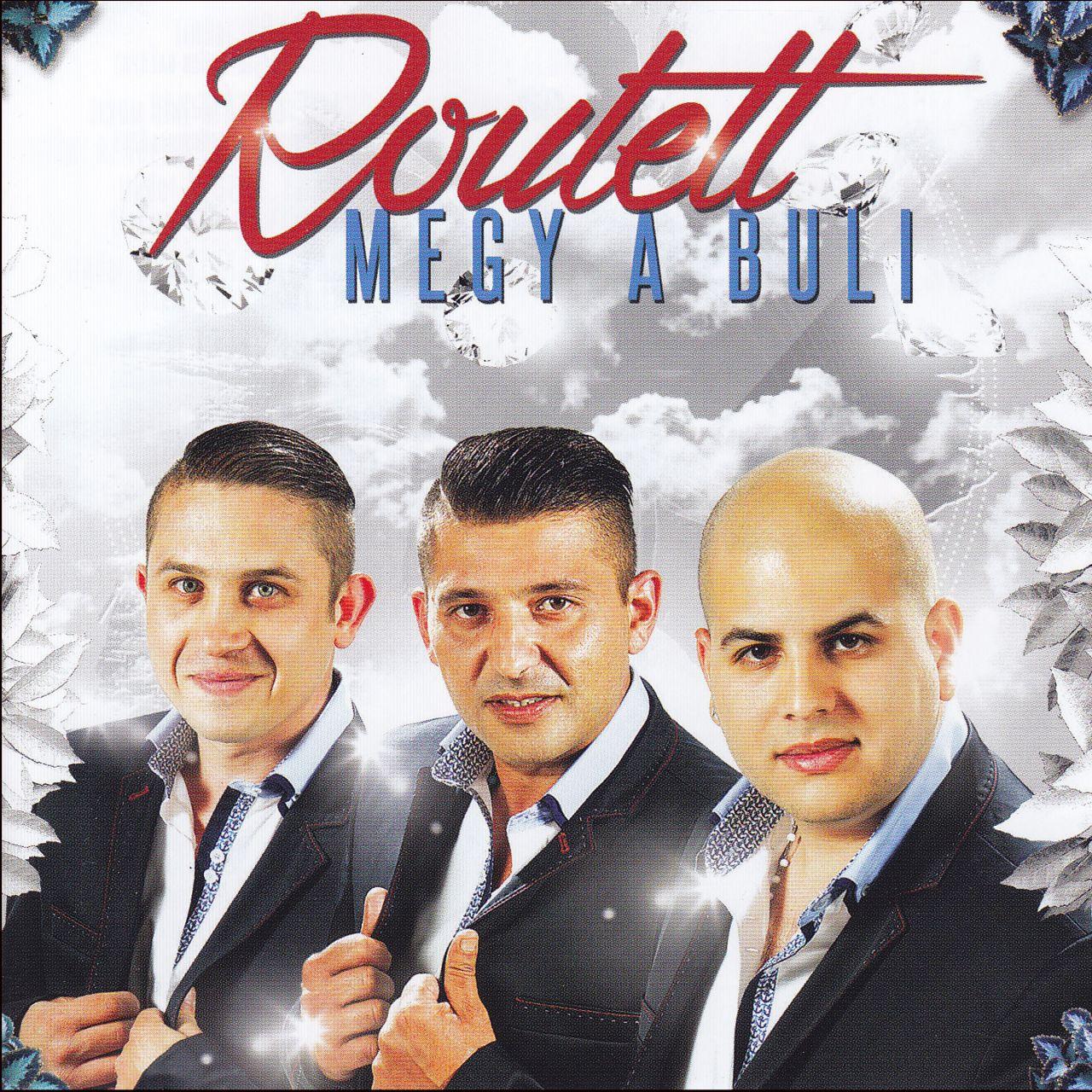 Roulett: Nagy a buli (CD)