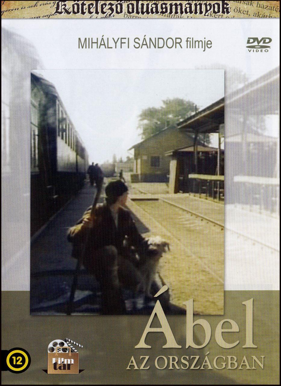 Ábel az országban (DVD)