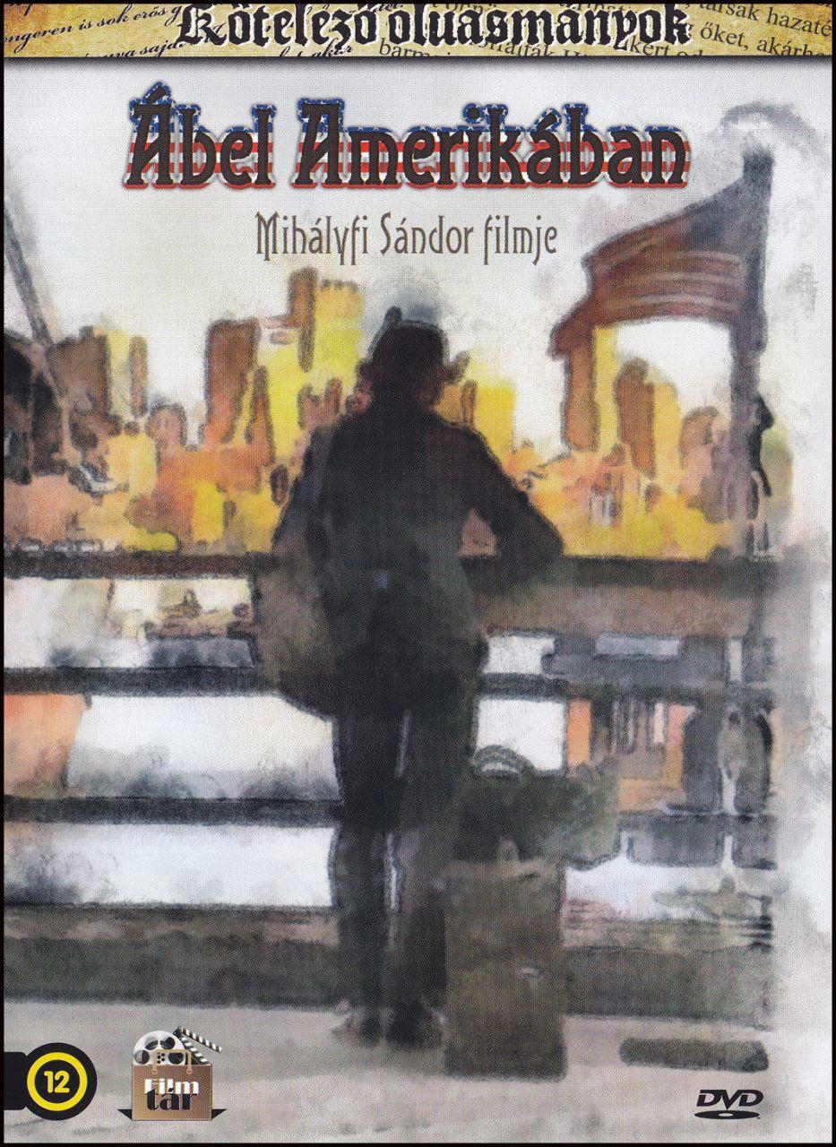 Ábel Amerikában (DVD)