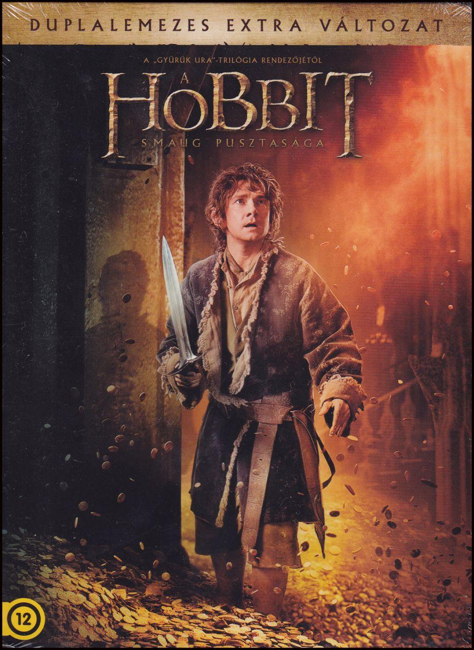 A hobbit: duplalemezes változat (DVD)