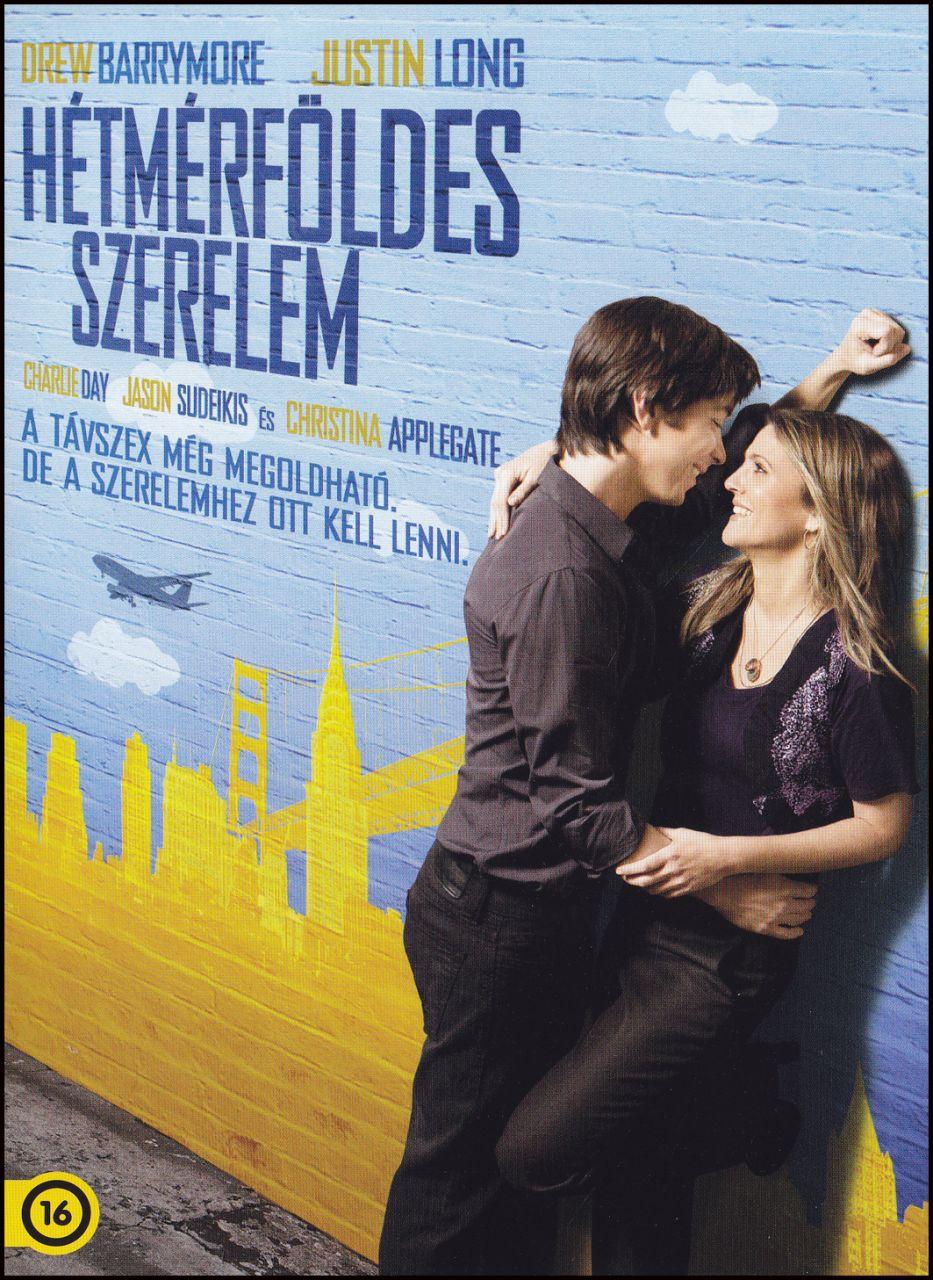 Hétmérföldes szerelem (DVD)