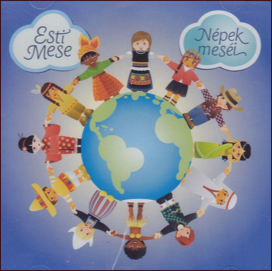 Esti mese: Népek meséi (CD)