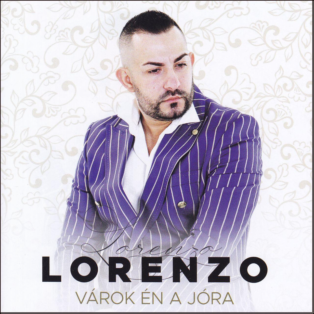 Lorenzo: Várok én a jóra (CD)