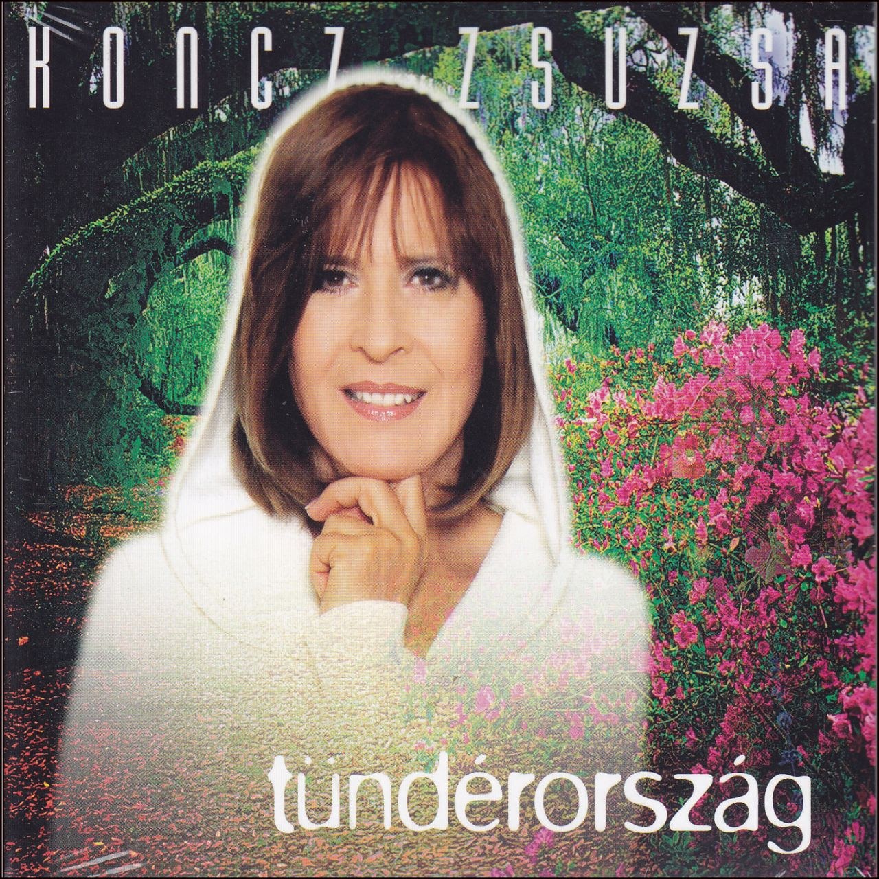 Koncz Zsuzsa: Tündérország (CD)