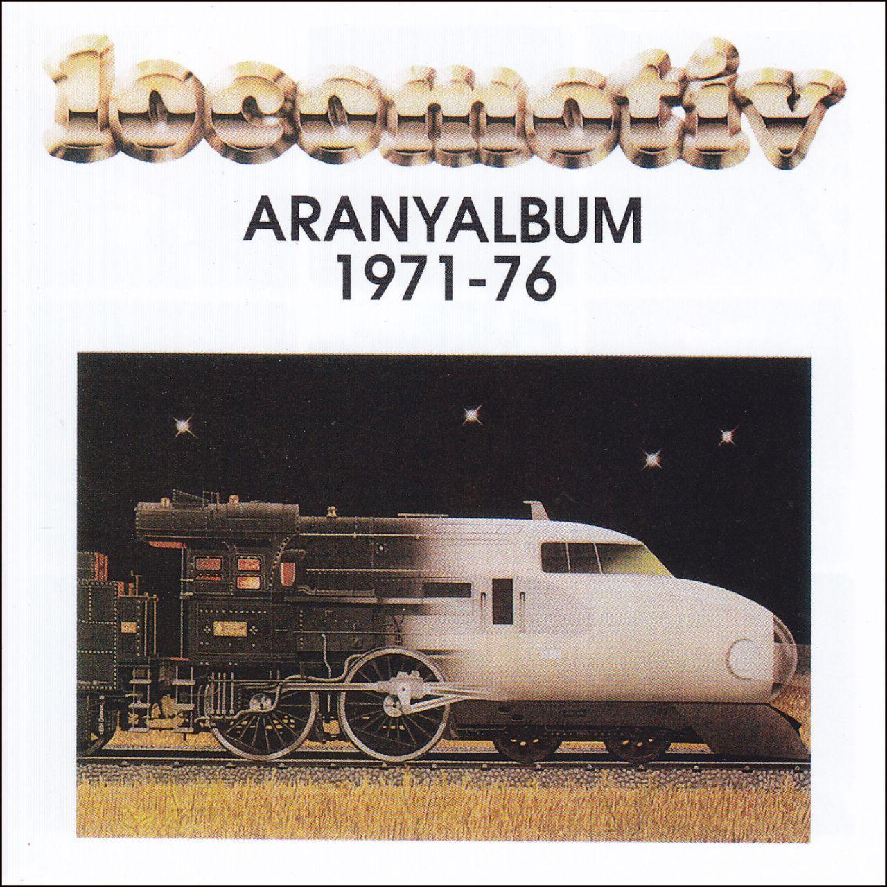 Locomotiv: Aranyalbum 1971 - 76 (CD)