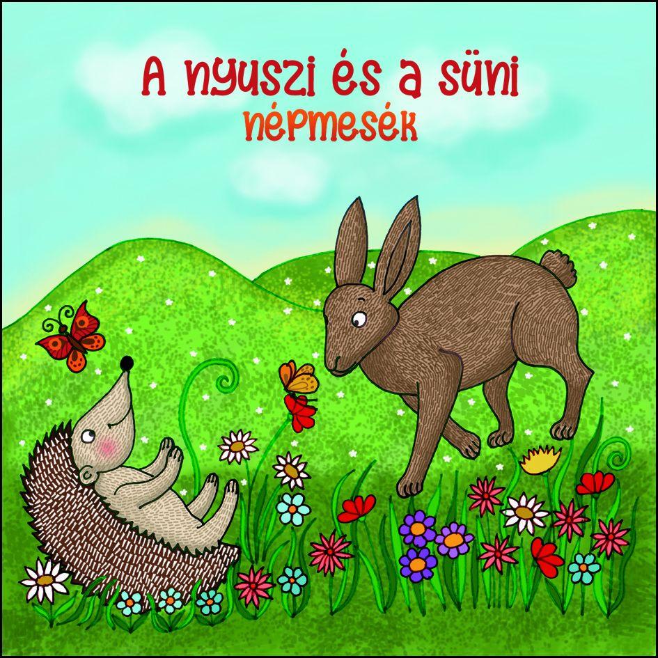 A nyuszi és a süni (CD)