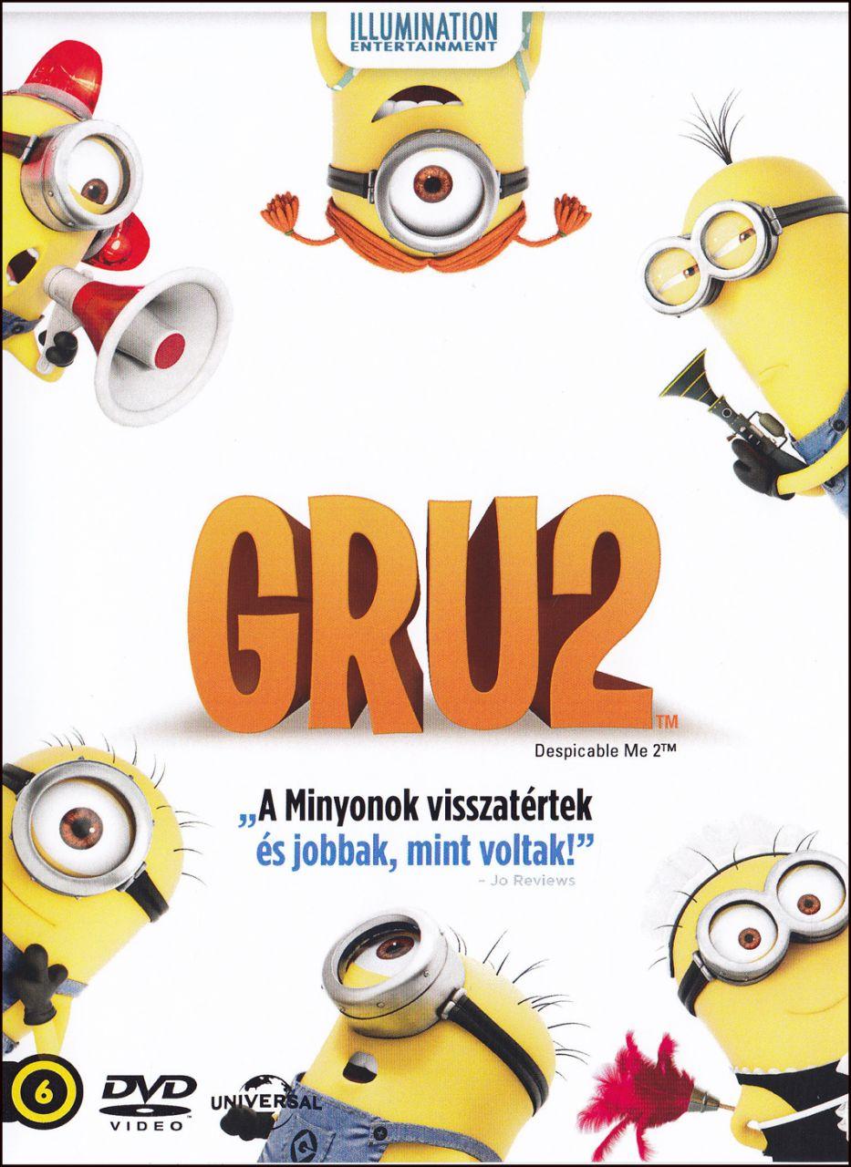 Gru 2 (DVD)