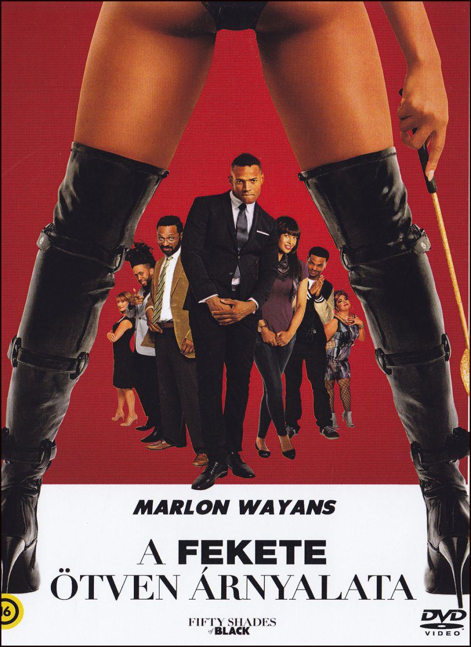 A fekete ötven árnyalata (DVD)