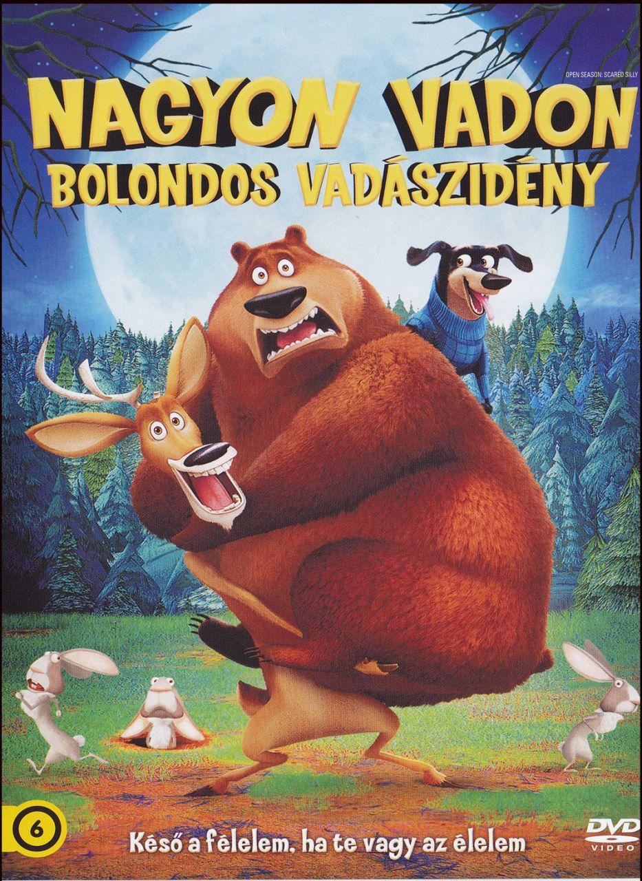 Nagyon vadon: Bolondos vadászidény (DVD)