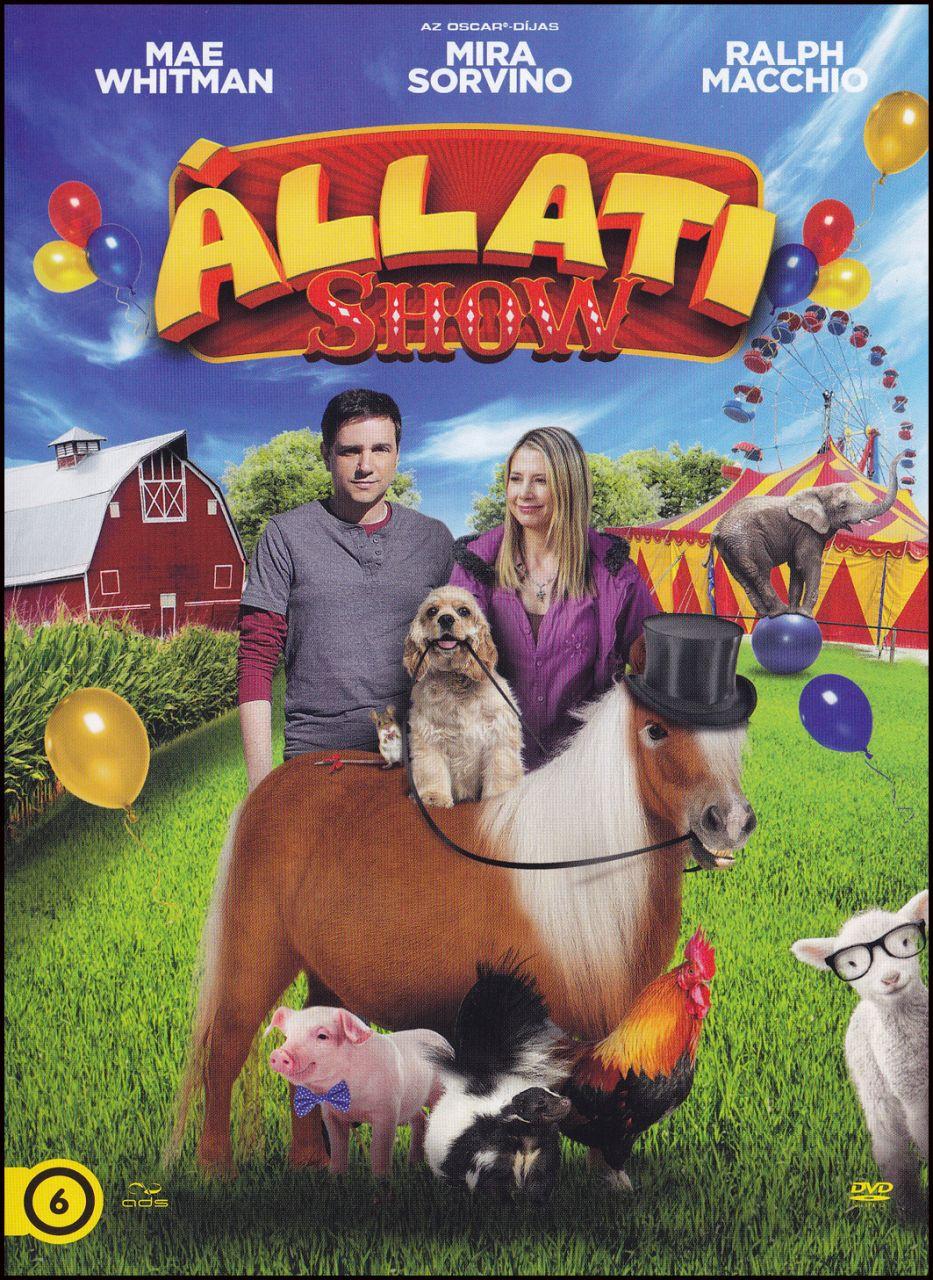 Állati show (DVD)
