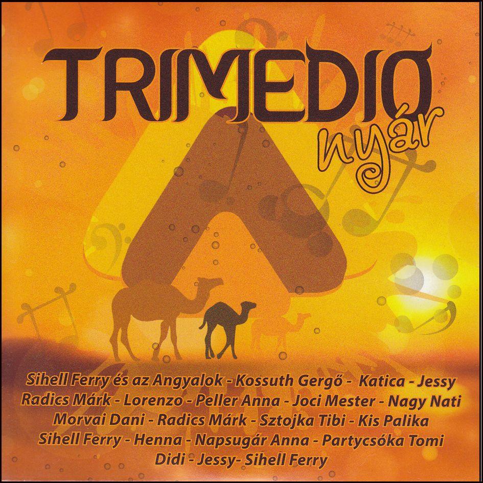 Trimedio nyár (CD)