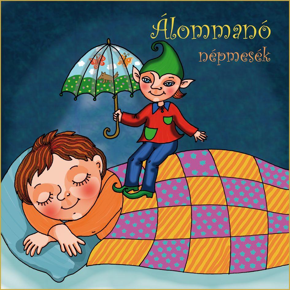 Álommanó (CD-hangoskönyv)