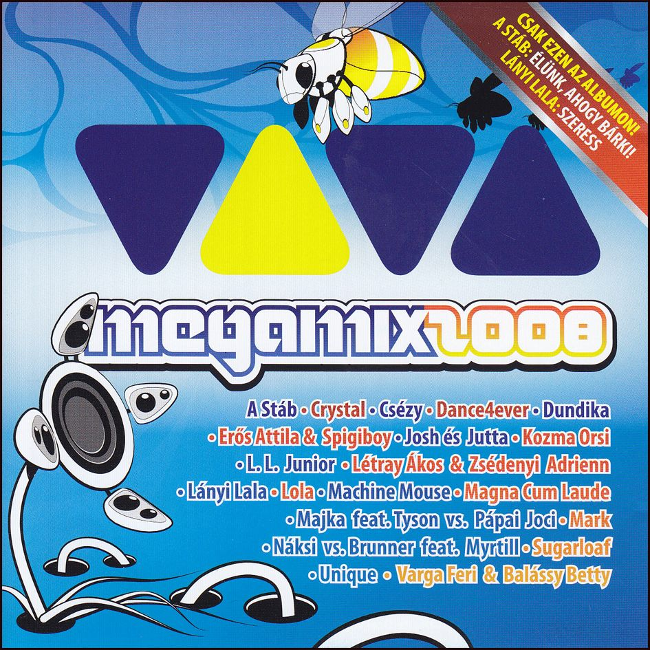 Viva Megamix 2008 (CD)