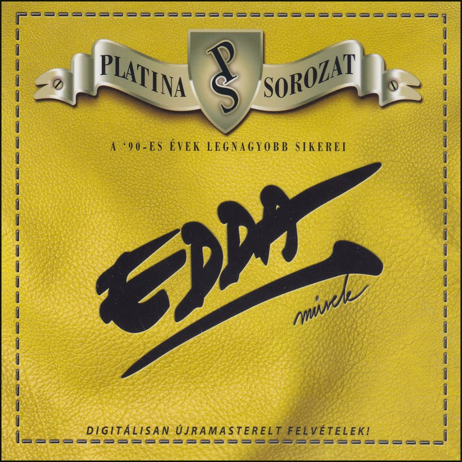 Edda Művek: Platina sorozat (CD)