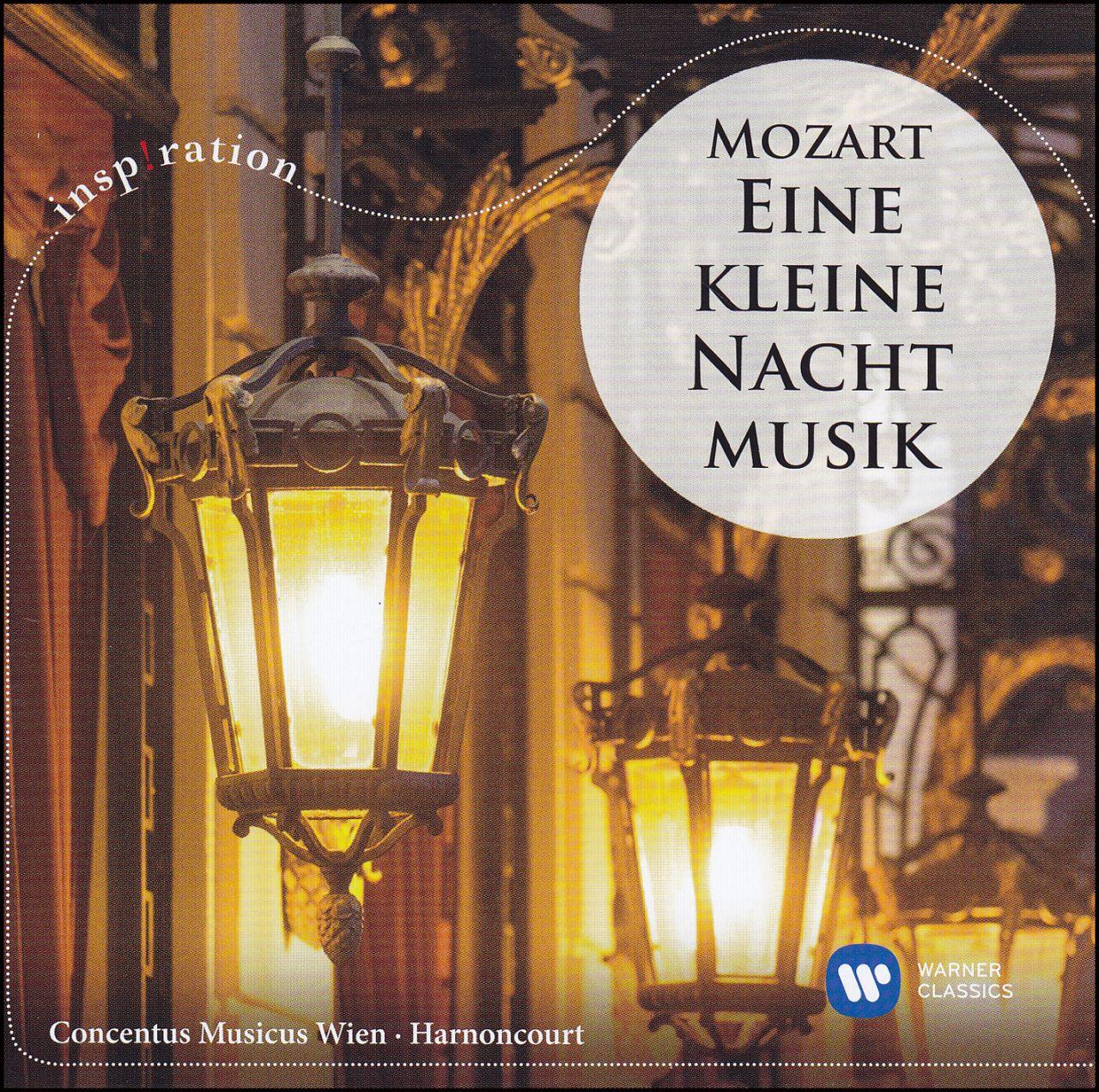 Mozart: Kis éji zene (CD)
