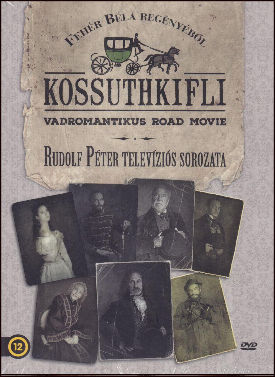 Kossuthkifli 2 lemezes (DVD)