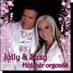 Jolly & Suzy - Hófehér orgonák (CD)