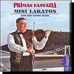 Lakatos Mihály és cigányzenekara: Prímás fantázia (CD)