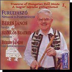Béres János: Furulyaszó (CD)