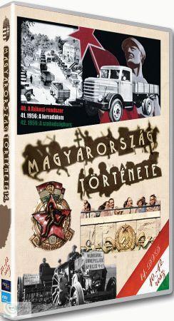 Magyarország története 14. (40-42.) (DVD)