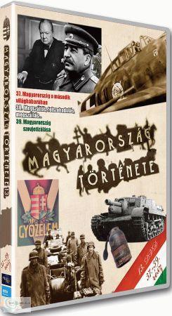 Magyarország története 13. (37-39.) (DVD)