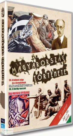 Magyarország története 12. (34-36.) (DVD)