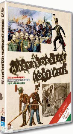 Magyarország története 10. (28-30.) (DVD)