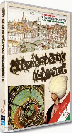 Magyarország története 06. (16-18.) (DVD)