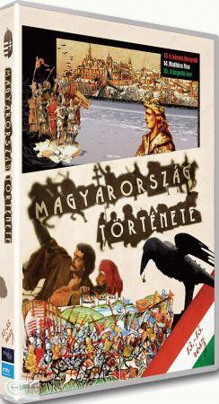 Magyarország története 05. (13-15.) (DVD)