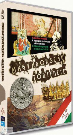 Magyarország története 04. (10-12.) (DVD)
