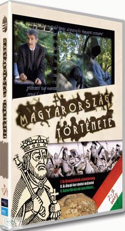 Magyarország története 03. (7-9.) (DVD)