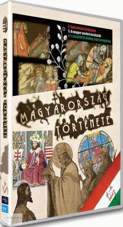Magyarország története 02. (4-6.) (DVD)