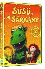 Süsü a sárkány 2. (DVD)