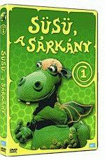 Süsü a sárkány 1. (DVD)