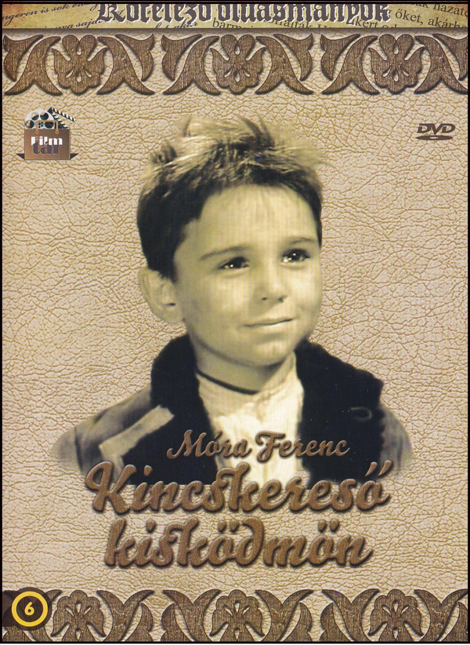 Kincskereső kisködmön (DVD)